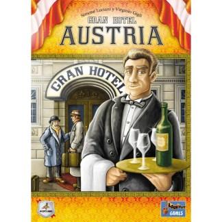 ugi games toys maldito gran hotel austria juego mesa estrategia español