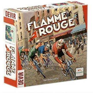 ugi games toys devir flamme rouge juego mesa español