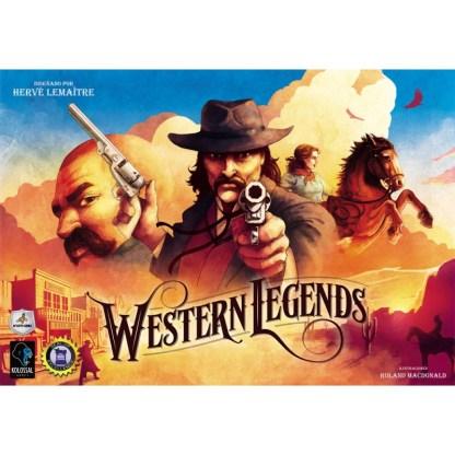 ugi games toys maldito western legends juego mesa español