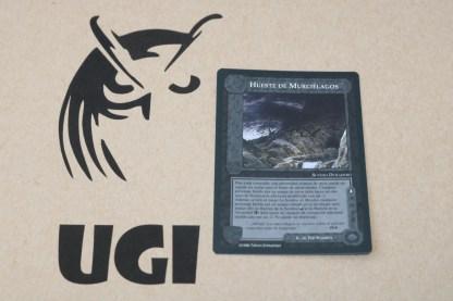 ugi games toys joc internacional satm los dragones 1996 carta hueste de murcielagos