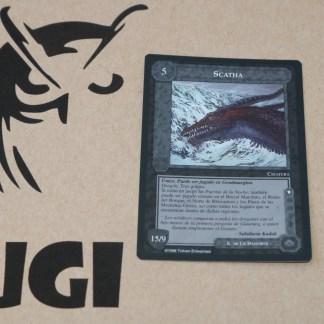 ugi games toys joc internacional satm los dragones 1996 carta scatha