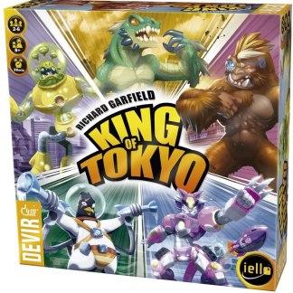 ugi games toys devir king of tokyo juego mesa español