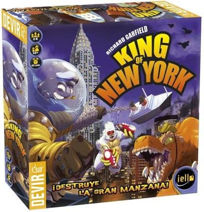 ugi games toys devir king of new york juego mesa español