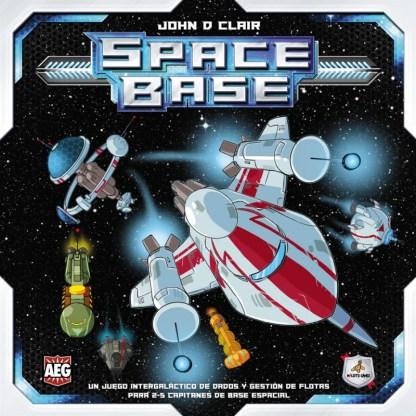 ugi games toys maldito games space base juego mesa español