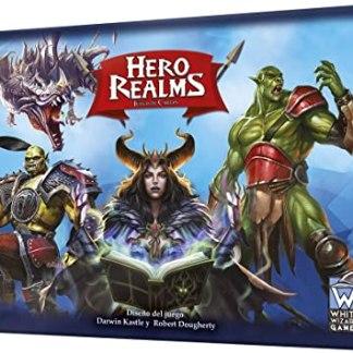 ugi games toys devir hero realms juego mesa estrategia español