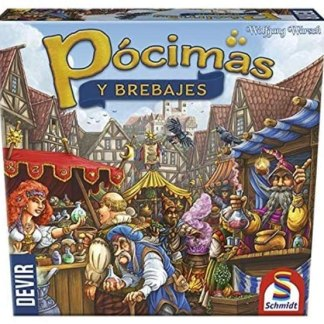ugi games toys devir schmidt spiele pocimas y brebajes juego mesa español