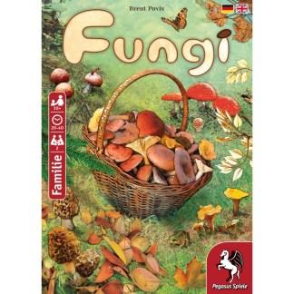 ugi games toys pegasus spiele fungi english board card game deutsch