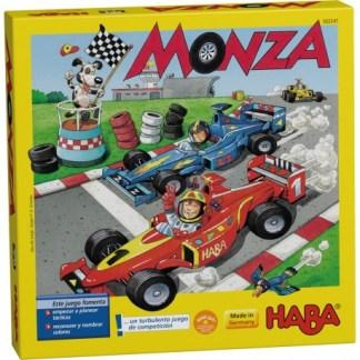 ugi games toys haba monza juego mesa infantil español