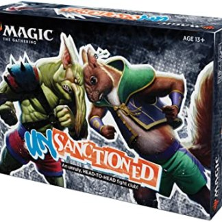 ugi games toys wizards of the coast mtg magic the gathering unsanctioned deck box english card game