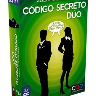 ugi games toys devir cge codigo secreto duo juego mesa cartas español