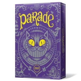 ugi games toys z-man games parade juego mesa cartas español