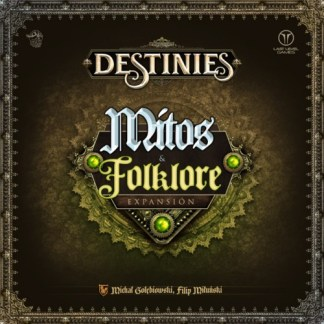 ugi games toys lucky duck destinies juego mesa miniaturas español expansion mitos y folklore