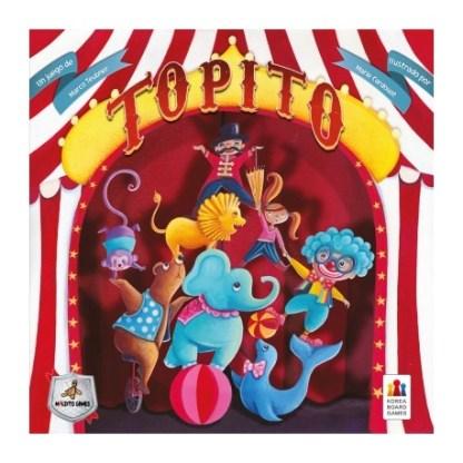 ugi games toys maldito topito juego mesa infantil español