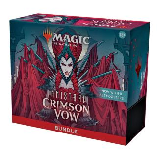 ugi games toys wizards coast mtg magic english card game bundle display innistrad crimson bow