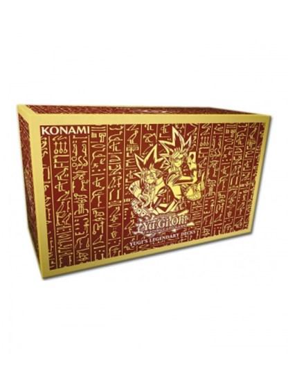ugi games toys konami yugioh english card game yugi legendary decks unlimited