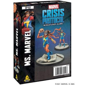 ugi games toys atomic mass marvel crisis protocol english miniature game ms marvel