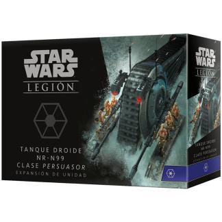ugi games toys fantasy flight star wars legion juego miniaturas español unidad tanque droide persuasor
