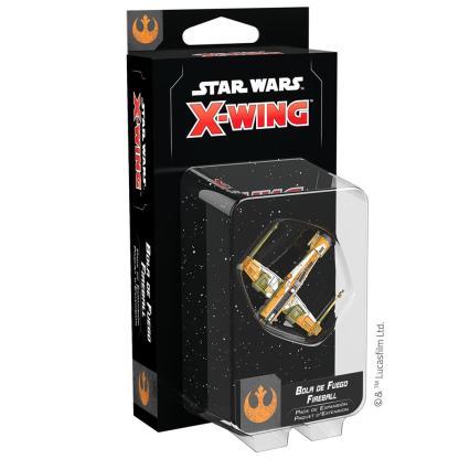 ugi games toys fantasy flight star wars x wing juego miniaturas español expansion bola de fuego