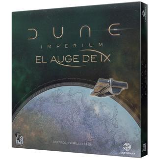 ugi games toys dire wolf dune imperium juego mesa español expansion el auge de ix