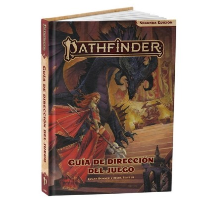 ugi games toys devir pathfinder guia direccion juego libro suplemento rol español