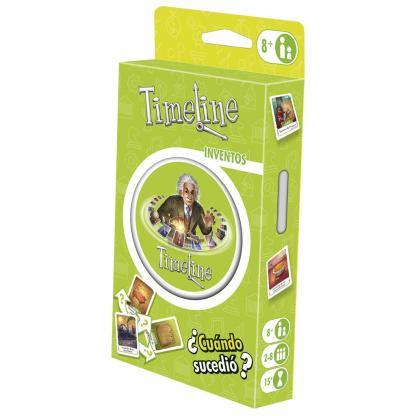 ugi games toys zygomatic timeline inventos juego mesa cartas fiesta español