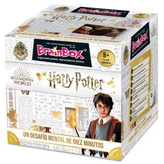 ugi games toys green board brainbox harry potter juego mesa español