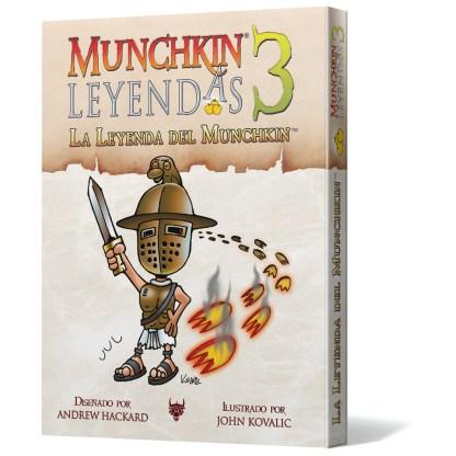 ugi games toys edge entertainment munchkin leyendas 3 juego mesa cartas fiesta español