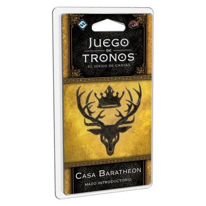 ugi games toys fantasy flight juego tronos lcg cartas español mazo casa baratheon