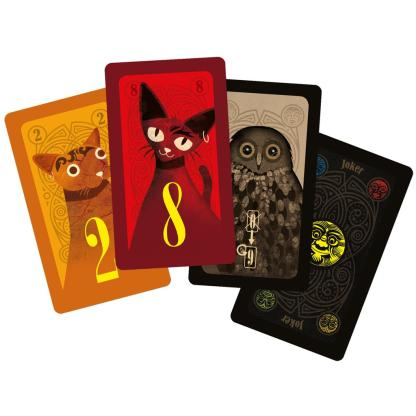 ugi games toys yoka edge mauwi juego mesa cartas español