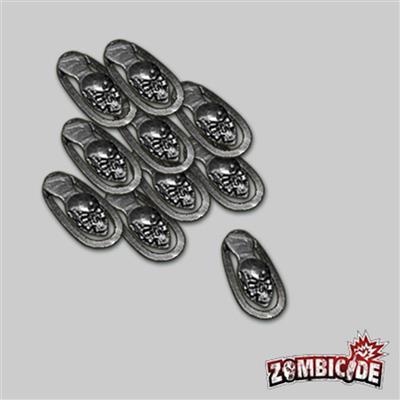 ugi games toys cmon limited zombicide indicadores experiencia calaveras accesorio juego mesa