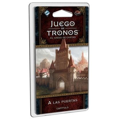 ugi games toys fantasy flight juego tronos lcg juego cartas español capitulo a las puertas