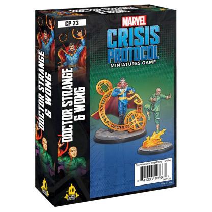 ugi games toys atomic mass marvel crisis protocol english miniature dr strange wong