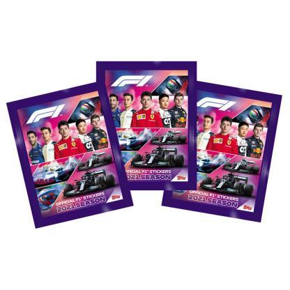ugi games toys topps f1 turbo attax lata sobre cromos español formula