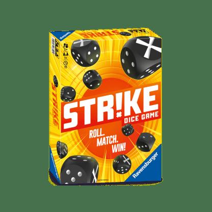 ugi games toys ravensburger strike juego mesa dados fiesta español