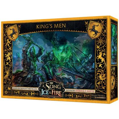 ugi games toys cmon limited cancion hielo fuego song fire ice miniatures king´s men hombres rey
