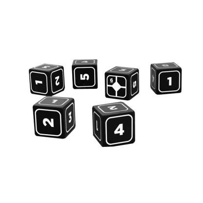 ugi games toys edge alien juego rol accesorio set dados basicos