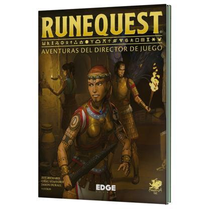 ugi games toys edge runequest aventuras director juego rol español