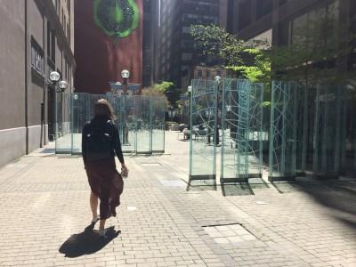 #11: Metropolitan glass labyrinth