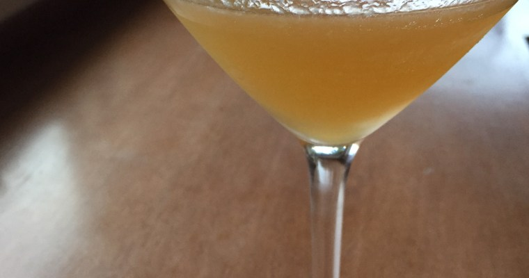 The story of the sidecar cocktail