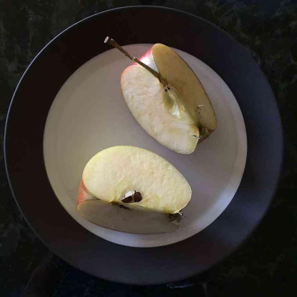 a koru apple