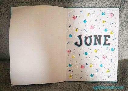 JUNE BULLET JOURNAL THEME IDEAS