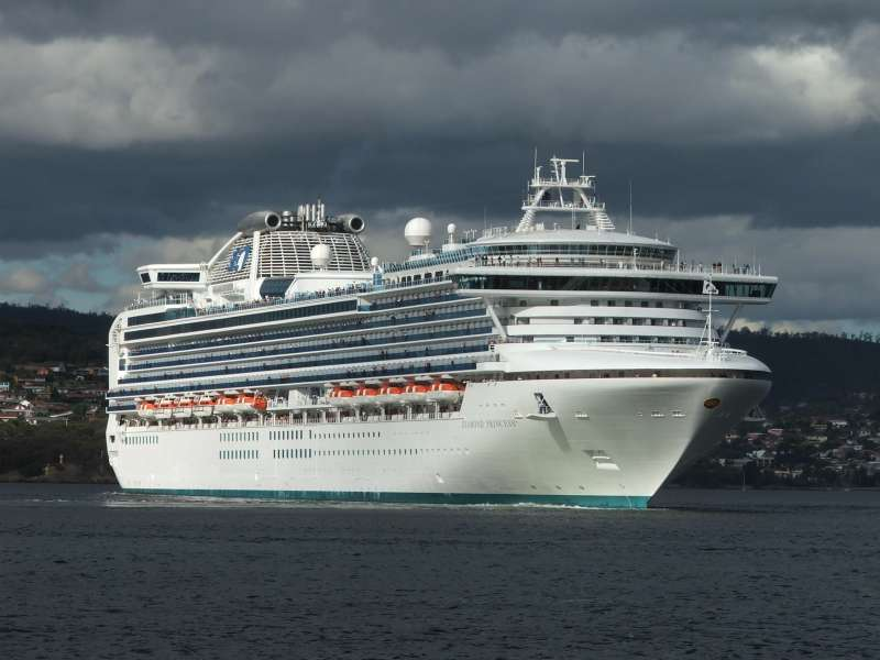 Star Princess (updated) (4/6)