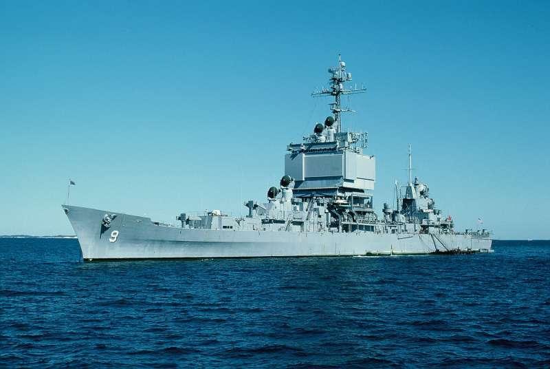 USS Long Beach (updated-ish) (2/6)