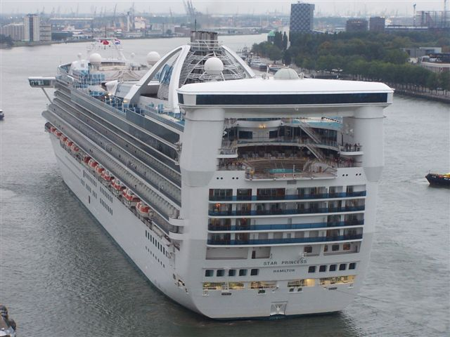 Star Princess (updated) (3/6)