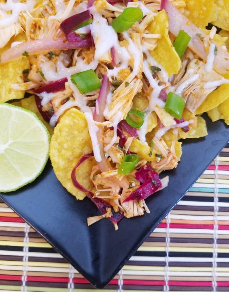 Jackfruit Nachos Recipes