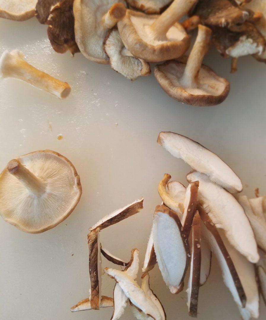 Vegan Fresh Shiitake Mushroom Recipes