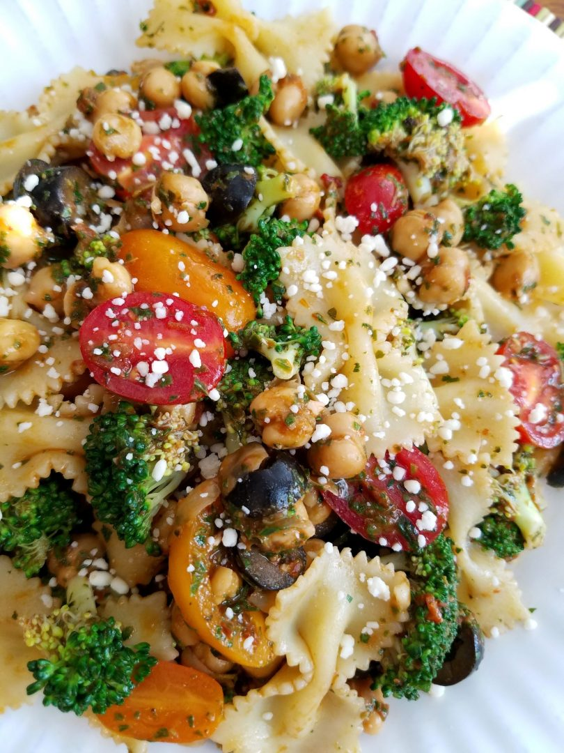 Broccoli Bow Tie Pasta Salad Recipe
