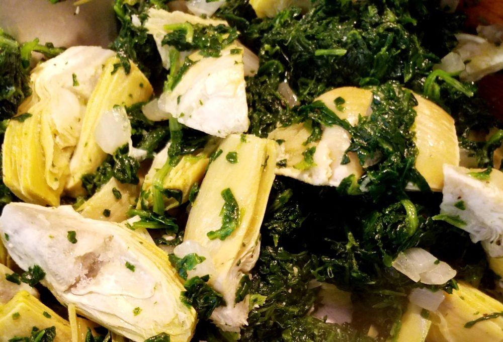 Vegan Artichoke Dip No Cashews