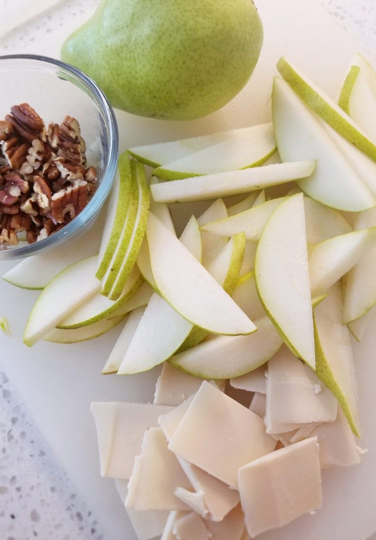 Easy Vegan Pear Recipes