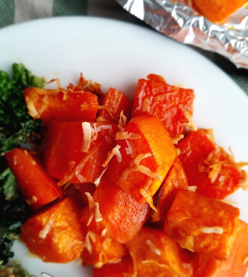 Maple Yams Recipe